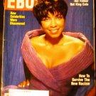 Ebony Magazine October, 1991 Natalie Cole, Daughter of Nat King Cole (46)