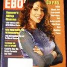 EBONY MAGAZINE: April, 1994 MARIAH CAREY TALKS OF HER INTERACIAL HERITAGE, FAME