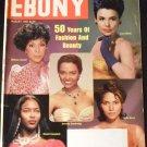 1995 AUGUST EBONY MAGAZINE - HALLE BERRY - NAOMI CAMPBELL - LENA HORNE
