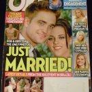 OK MAGAZINE NOVEMBER 29, 2010 ROB & KRISTEN JUST MARRIED