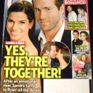 Ok Weekly Magazine (Sandra & Ryan yes they're together, January 17 2011)