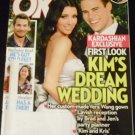 Ok Weekly Magazine March 28, 2011 Kim Kardashian Wedding