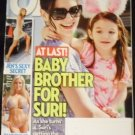 OK Weekly Magazine,  April 26, 2010 Katie Holmes, Suri Cruise, Jennifer Aniston, Heidi Montag