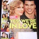 OK Weekly Magazine, NOVEMBER 16, 2009 Taylor Swift Lautner, Glee's Lea Michele, Cory Monteith