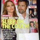 OK Weekly Magazine, September 7, 2009 BRAD & ANGELINA, ROB & KRISTEN