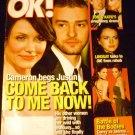 OK Weekly Magazine, February 7, 2007 Cameron begs Justin