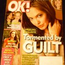 OK Weekly Magazine, January 15, 2007 Angelina Tormented by GUILT