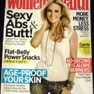 Women's Health Magazine (Sexy Abs & Butt, October 2010) Carrie Underwood