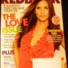 Redbook Magazine (February 2007) Courtney Cox