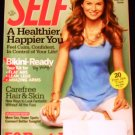 Self Magazine April 2010 (Ellen Pompeo)