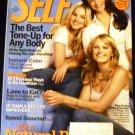 Self Magazine October 2009 (Kristen Bell, Kristin Davis and Malin Akerman)
