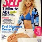 Self Magazine April 2009 (Anna Faris)