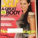 Self Magazine December 2005 (Angelina Jolie)