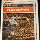 People and Places (Reading Skills 7) by Early, Cooper, Santeusanio (Paperback 1983)