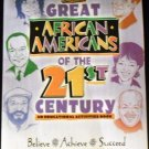 Great African-Americans of the 21st Century: An Educational Activities Book by Brian Beck (2004)