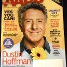 AARP Magazine March April 2009 Dustin Hoffman