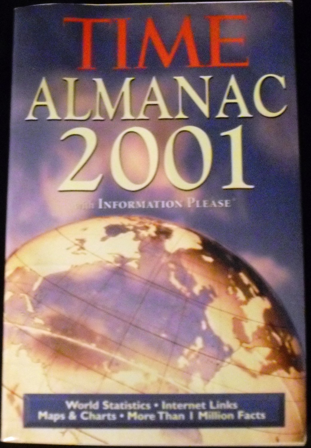Time Almanac 2001: With Information Please by Borgna Brunner (Nov 2000)