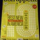Bon Appetit Magazine September 2012