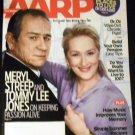 AARP August/September 2012 (Meryl Streep & Tommy Lee Jones)
