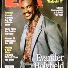 Model Railroader Magazine November 1992 Evander Holyfield