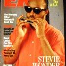 EM Ebony Man Magazine October 1991 Stevie Wonder