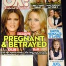 Ok Weekly Magazine (Exclusive Pregnant & Betrayed Khloe And Kate, January 31 2011)