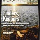 Mensa Bulletin Magazine November - December 2010