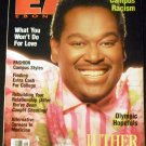EM Ebony Man Magazine August 1991 Luther Vandross