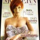 Modern Salon Magazine March 2011