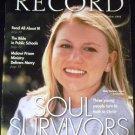 American Bible Society Record Magazine September - October 2002