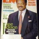 EM Ebony Man Magazine December 1995 Jesse Jackson