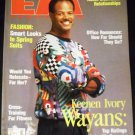 EM Ebony Man Magazine March 1992 Keenan Ivory Wayans