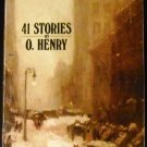 41 Stories Vol. 41 by O. Henry (1986, Paperback)