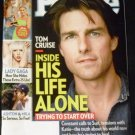 People Magazine October 8, 2012 (Tom Cruise Inside his life alone)