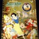 Snow White and the Seven Dwarfs (Story Reader) by Walt Disney (2003) [Spiral-bound]
