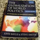 The Globalization of World Politics: An Introduction to International Relations (2001, Paperback)