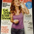 Women's Health Magazine (November 2012) Giada DeLaurentiis