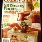 COUNTRY SAMPLER Magazine March 2007