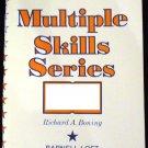 Multiple Skills Series Reading Level I, Book 2 by Richard A. Boning (1977)