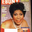 EBONY Magazine April 1995 - Aretha Franklin