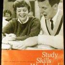 Study Skills Workbook: Senior High School Edition No. SW-2 by Scholastic Magazines (1966)