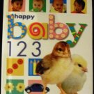 Happy Baby 123 (Priddy Bicknell Big Ideas for Little People) by Roger Priddy (Sep 22, 2001)