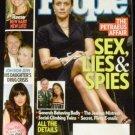 People Magazine December 3, 2012 - Sex, Lies * Spies