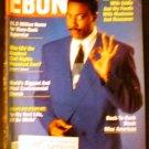 Ebony Magazine December 1990: Arsenio Hall