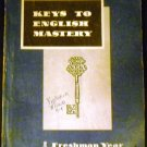 Keys to English Mastery Freshman Year [Paperback] Rogers and McNeese (Author)
