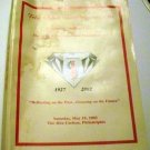 Delta Sigma Theta Soroity, Inc. Philadelphia Alumnae Chapter, 75th Anniversary Program Booklet
