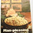 Man-Pleasing Recipes by Rice Council of America, 1971