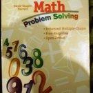 Math Problem Solving: Level C by STECK-VAUGHN (Oct 1, 1998)