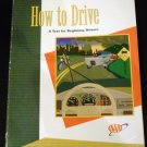How to Drive (A Text for Beginning Drivers) by AAA (1997)