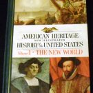 American Heritage New Illustrated History of the United States (Volume 1) (1971)